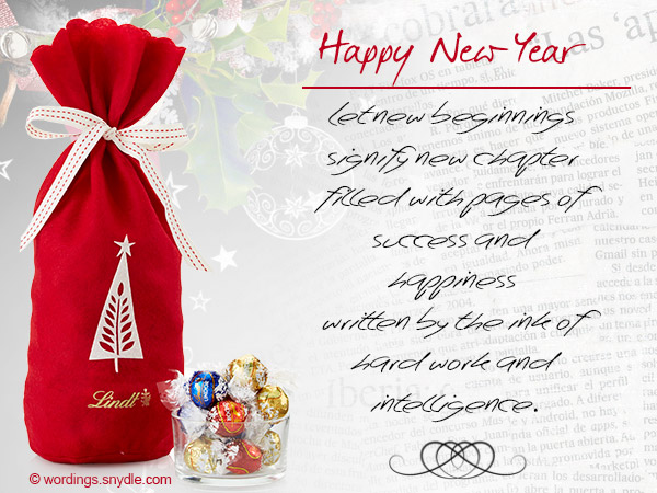 New year greeting card messages merry christmas and happy new year new year greeting card messages m4hsunfo