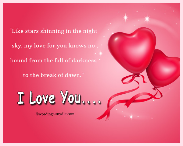 Romantic Love Messages For Her, Sweet Love Messages For