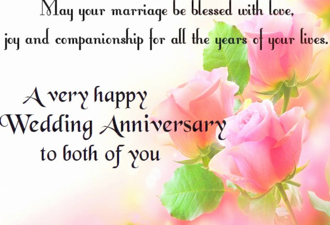 Anniversary Wishes for Brother