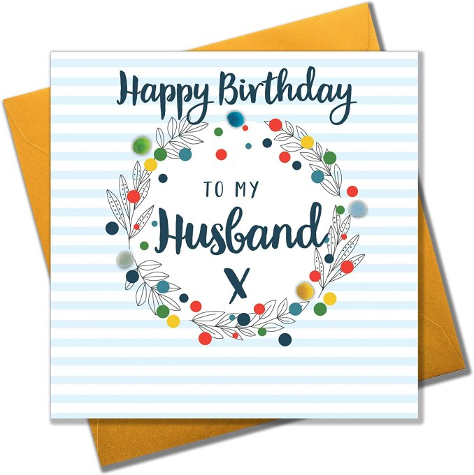 45 Ways to Specially Say Happy Birthday to Your Husband