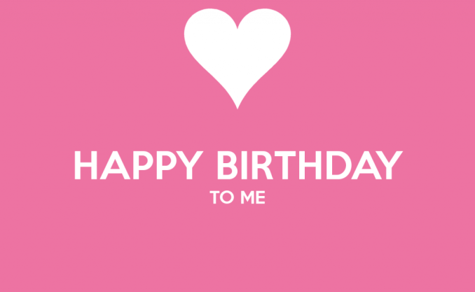 Happy Birthday to Me! A List of Thoughtful Wishes For Yourself