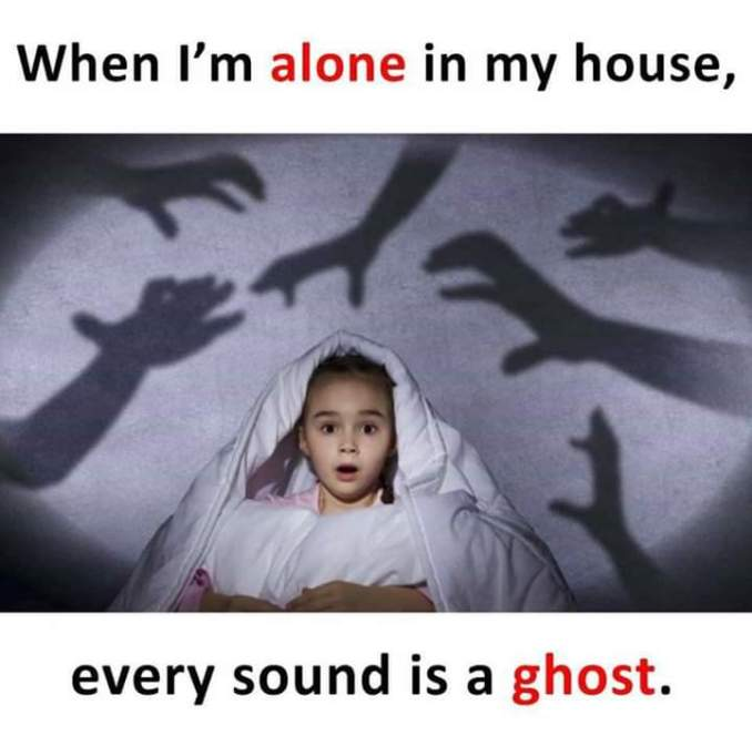 Ghost Puns