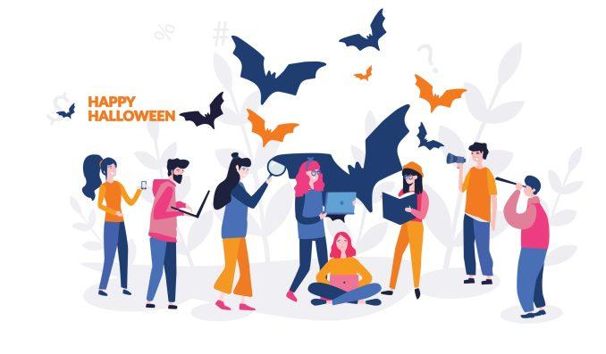 Sample Halloween Party Invitation Wording