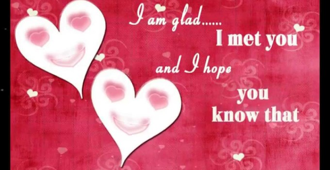 For her touching love messages 150+ Romantic