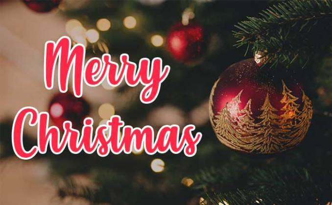 Merry Christmas Baby! 35 Romantic Merry Christmas Wishes