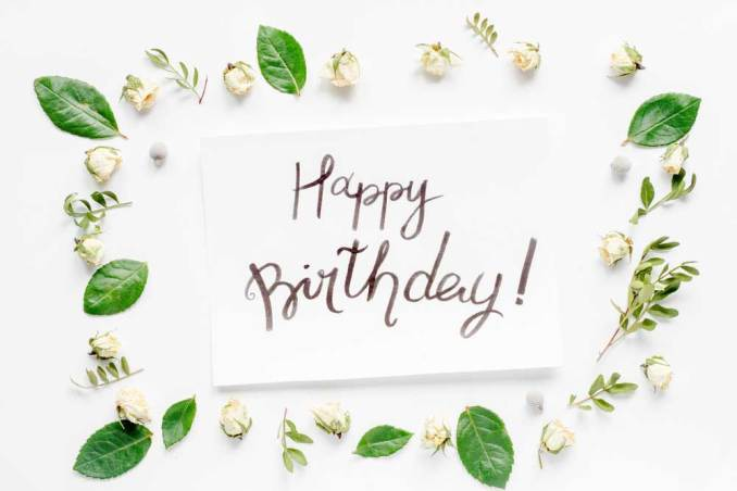 Some Appealing Birthday Wording Ideas