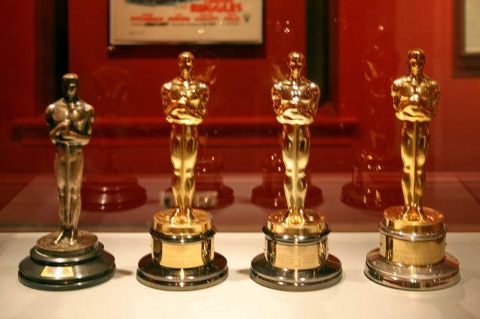 Oscar party invite