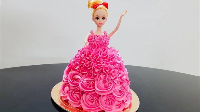 Babydoll cake