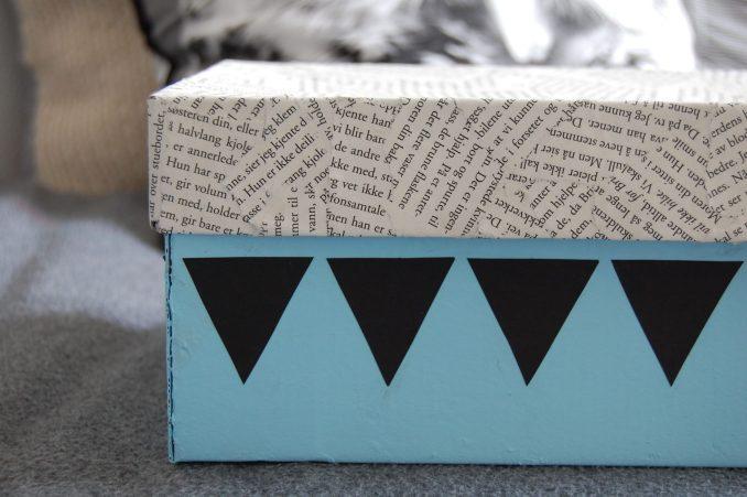 Shoebox for Storage