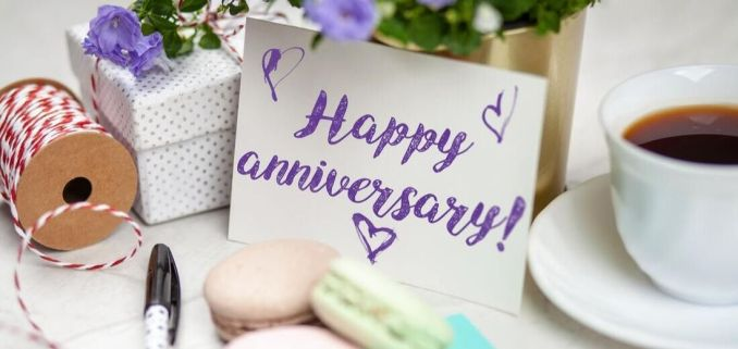 Anniversary Card Messages for Parents or Grandparents