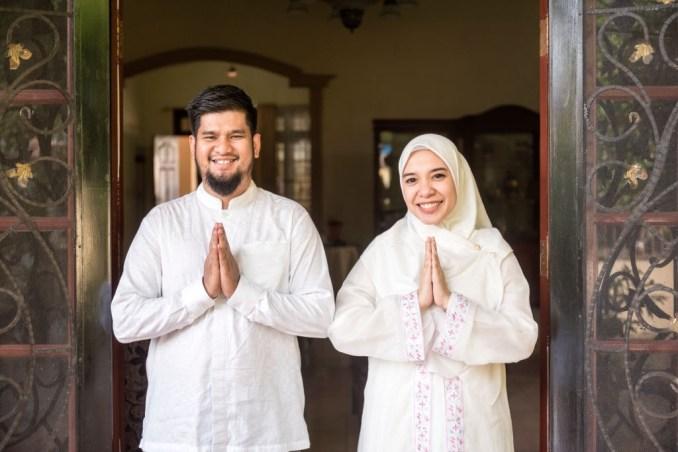 Beautiful Arab Couple