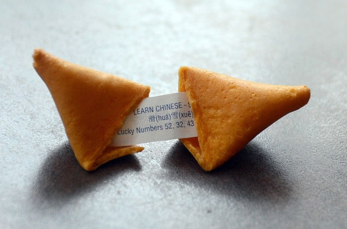 Brief History of Fortune Cookies