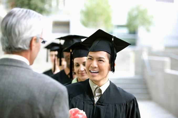 Splendid Graduate Congratulations Messages