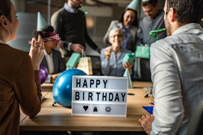 Religious Birthday Messages to a Boss