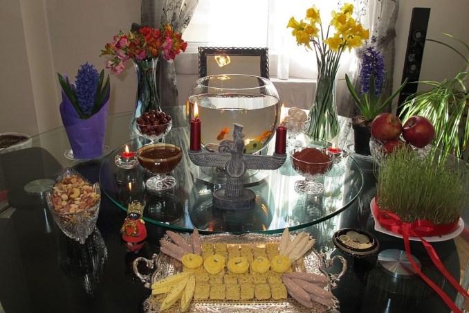 General Happy Nowruz Wishes