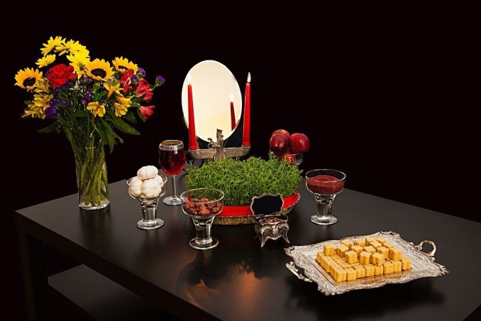 Very Profound Happy Nowruz wishes