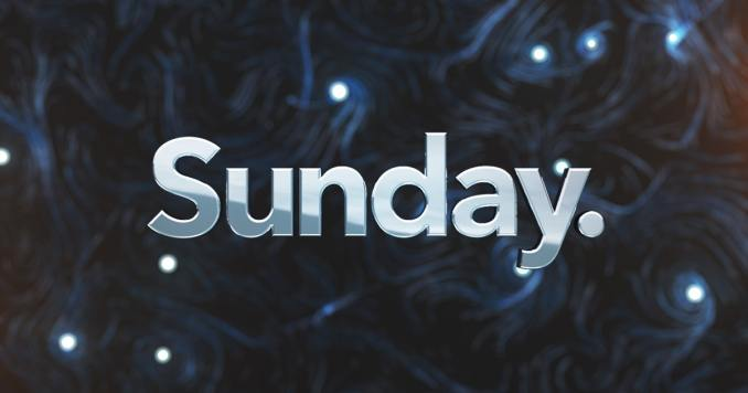 Comely Sunday Blessing Messages