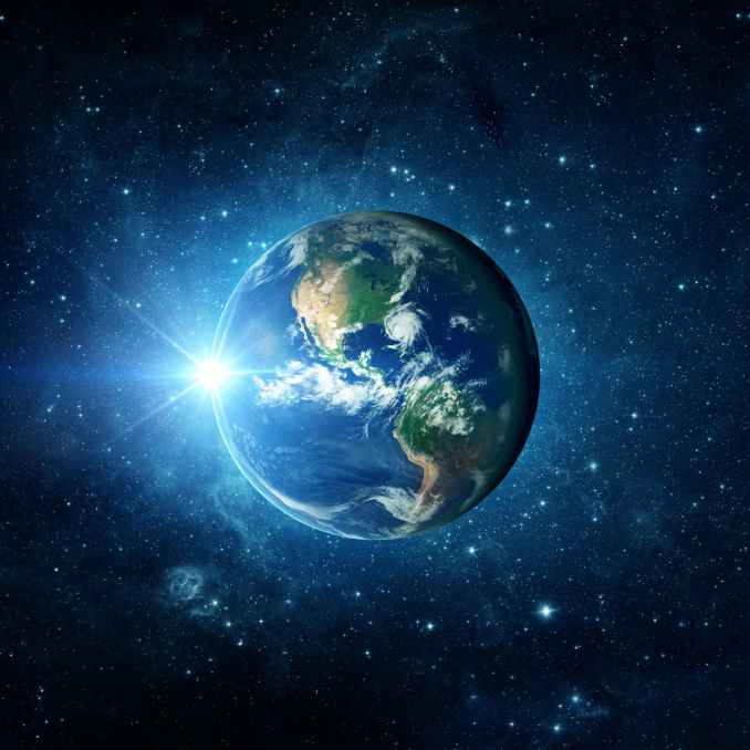 Beautiful Picture of the Earth