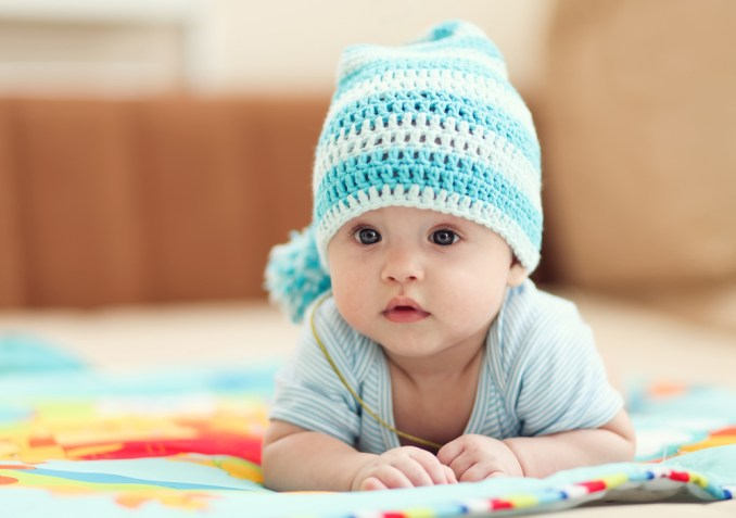 Cute Baby Boy Names Starting with S