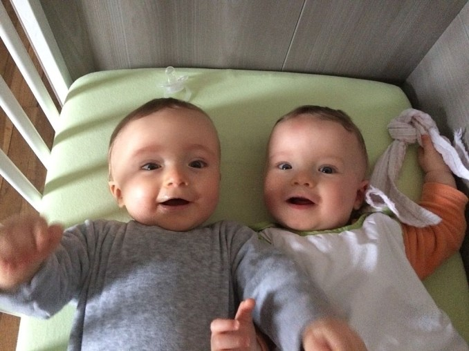Celebrity-Inspired Twin Boy Names