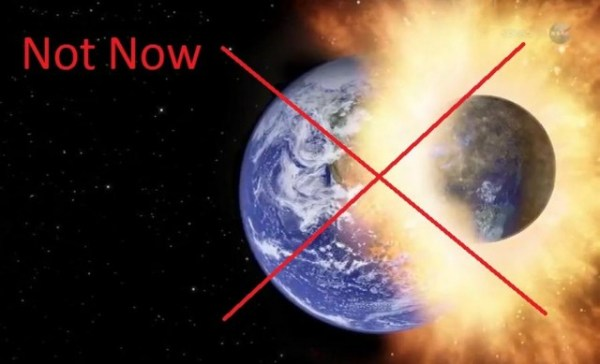 wordlessTech   December 21, 2012: Why the World won't End