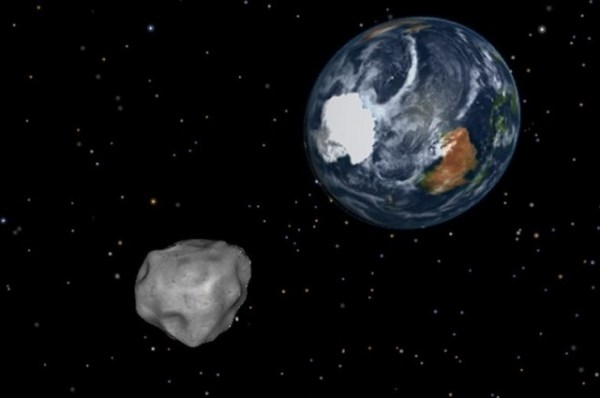 wordlessTech Asteroid 2012 DA14 will pass very close to