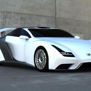 Weber Sportcar the world's fastest supercar