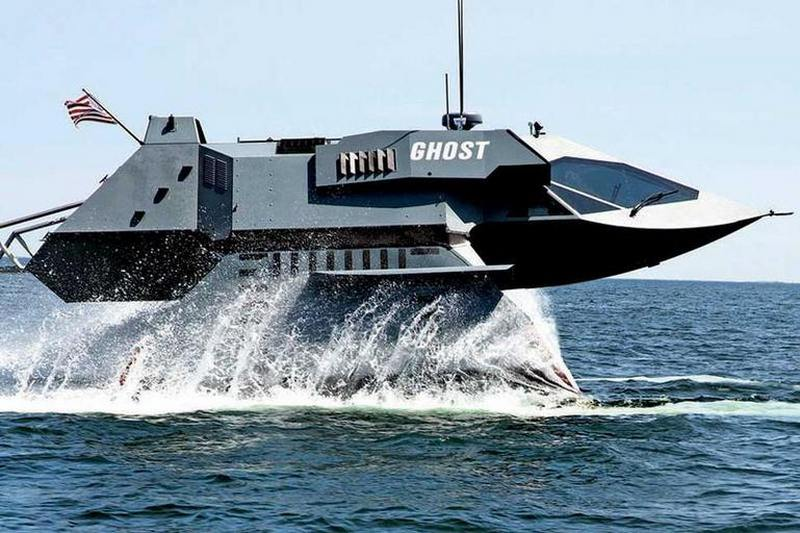 Navy Special Forces Boats