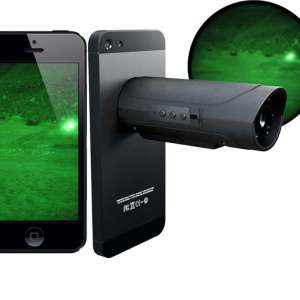 Night Vision device for your smartphone