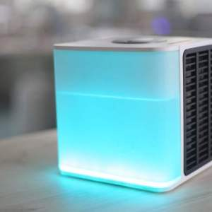 World's first personal air conditioner