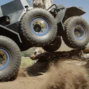 Toyo Ferret Off Road vehicle
