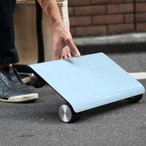 Go around with this tiny Laptop-sized Scooter