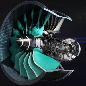 Most powerful aerospace Gearbox