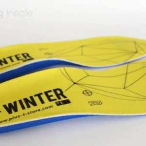 +Winter- self-heating insoles