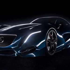 Mercedes I. concept