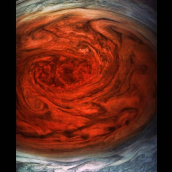NASAs best look yet at Jupiters Great Red Spot wordlessTech