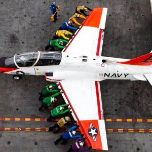What the color-coded uniforms of US Aircraft Carrier Crews mean