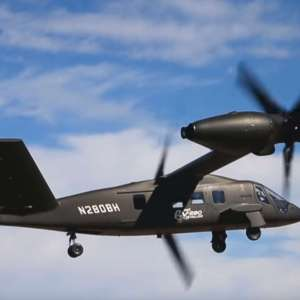 Bell V-280 Valor just made first Test Flight