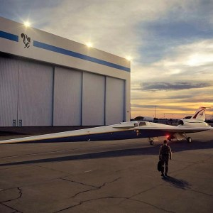 NASA Is now developing the Plane that quietly fly Faster than Sound