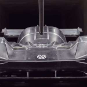 The Aerodynamics of Volkswagen I.D. R Pikes Peak