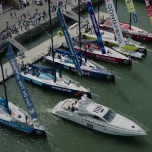 Live demo of a Self-docking Yacht