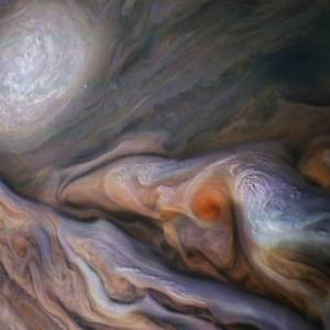 Jupiter's Close Encounter
