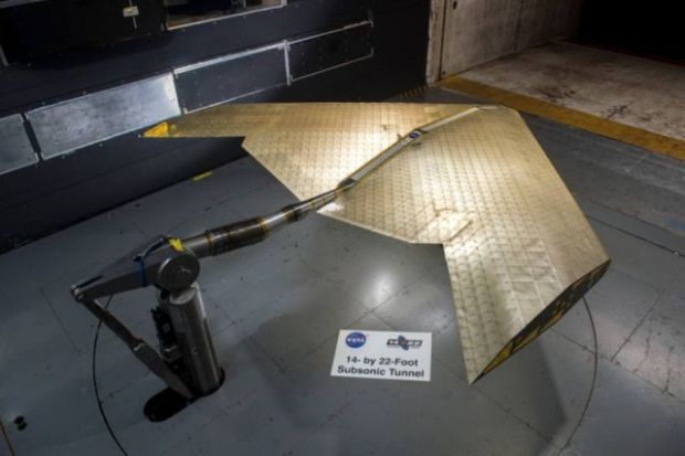 A New Kind of Airplane Wing