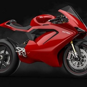 Ducati Elettrico motorcycle
