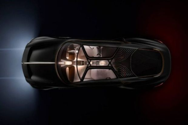 Bentley EXP 100 GT - τhe Future of Grand Touring (4)