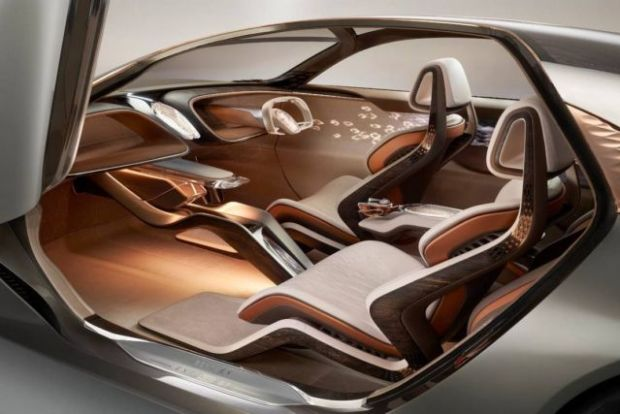 Bentley EXP 100 GT - τhe Future of Grand Touring (10)
