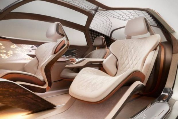Bentley EXP 100 GT - τhe Future of Grand Touring (7)
