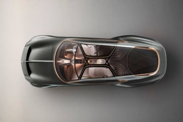 Bentley EXP 100 GT - τhe Future of Grand Touring (6)