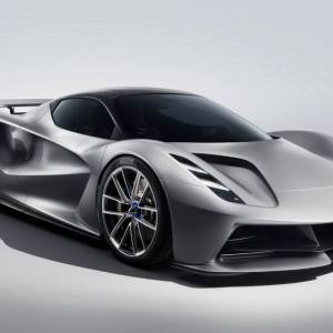 Lotus Evija world's most powerful production car