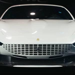 Ferrari Roma first look - video